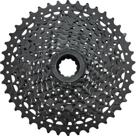 SunRace CSMS3 Cassette 10-speed, black